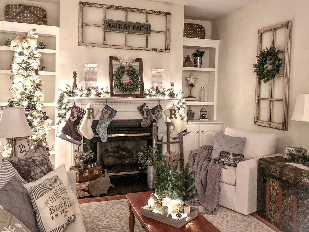 [New] The 10 All-Time Best Home Decor (Right Now) - Ideas by Lisa Thomas - Christmas is my favorite time of the year! I love decorating for it. I love the traditions we are creating as a family. I go back and forth between doing all the things and just keeping the days simple. If Im honest Im figuring it out one day at a time but with the right perspective my heart finds peace. Jesus - the focus the center of it all. Hes the reason for this season. And Im actually a little sad that the season is almost over. Anyone else? . Remedy? Its mindset: with my favorite people close by we will always have so much to celebrate...long after the presents are opened the advent readings and activities are complete and the twinkle lights are packed away. Hes the reason for it all after all! . Well I might keep some Christmas decor out...snowflakes and twinkle lights make for a winter wonderland that can last right into January! Right?!? What do you think? . Playing along with Erin @cottonstem for #CottonStemHeartsChristmas . #jesusisthereasonfortheseason #jesusisthereason #christmastree #seasondecor #interiordesign #homedecor #holidaydecorating #holidaydecor #twinklelights #farmhousechristmas #fireplacedecor #stockings #farmhousefamilyroom #cottagechristmas #vintagechristmas #farmhousestyle #farmhouseinspired #cottagedecor #cottagestyle #farmhousecottage #vintagestyle #rusticchristmas #homedecorlove #ChristmasDecor #ChristmasFeels #ChristmasSeason #FarmhouseChristmas #VintageChristmas #instauplift #instauplift #itsthemostwonderfultimeoftheyear