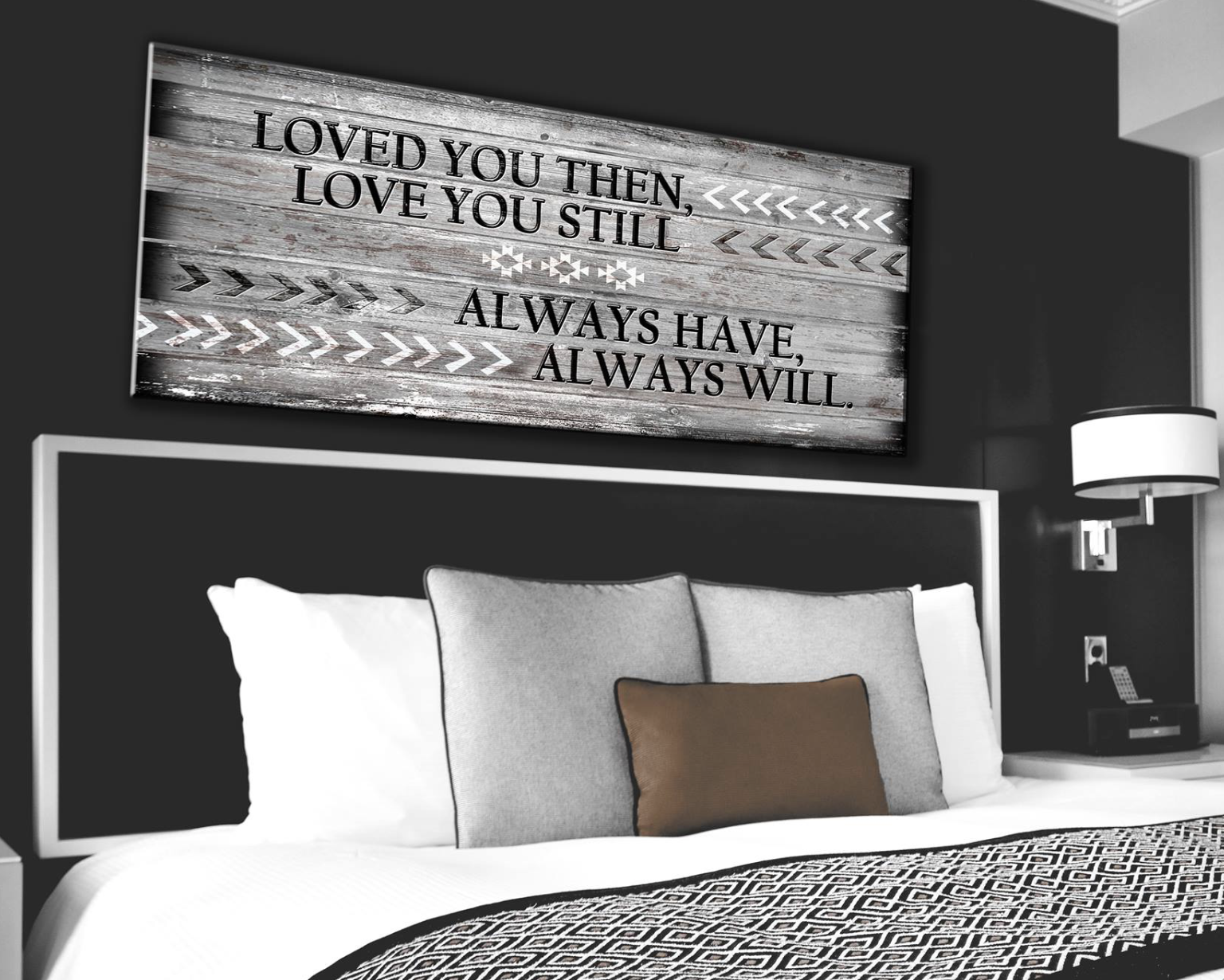 Make this for our bedroom uc arting ideas pinterest bedrooms