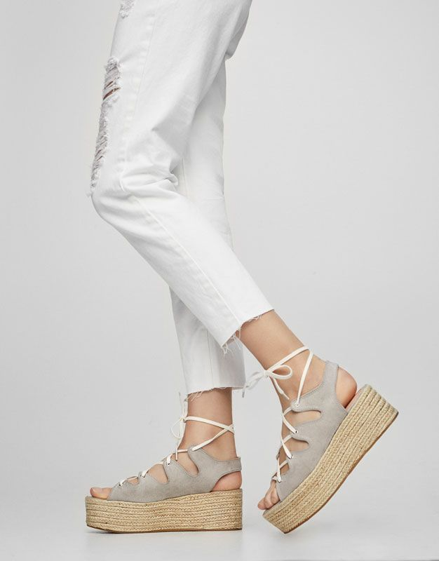 Best sellers ❤ - Zapatos - Mujer - PULL&BEAR España
