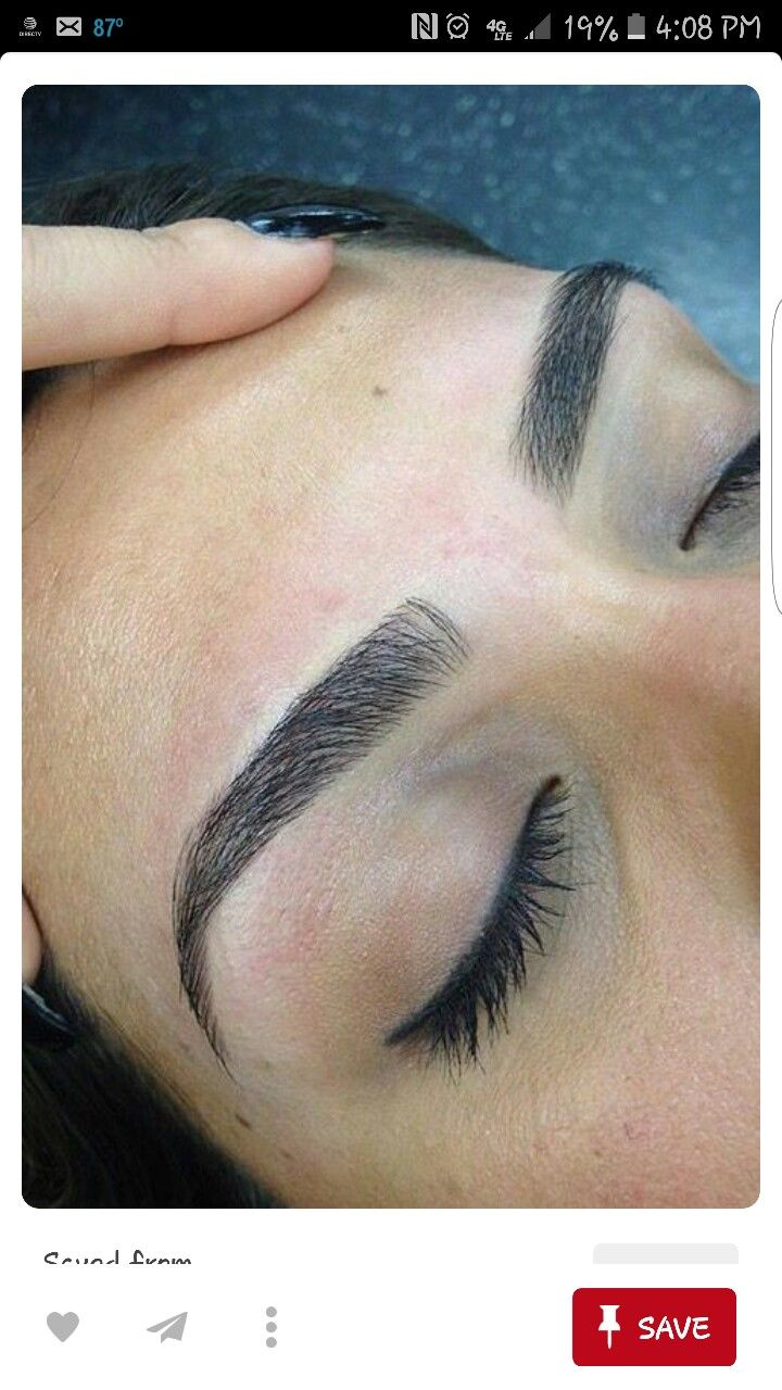 Pin By Marlene Cardenas On Make Up Pinterest Eyebrow Brows And