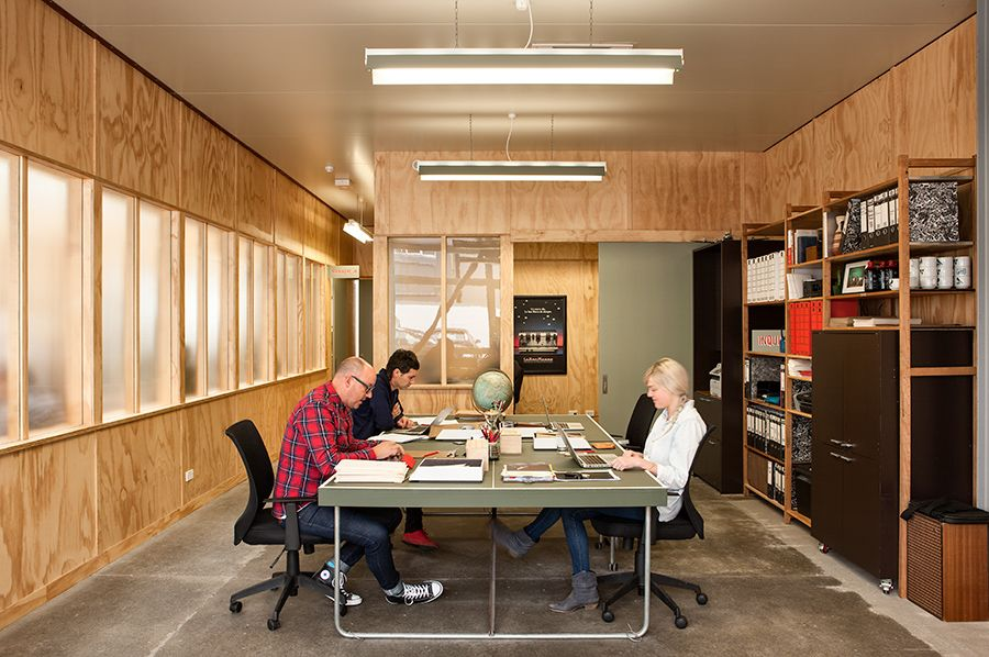 Image result for al brown office space new zealand Mothership