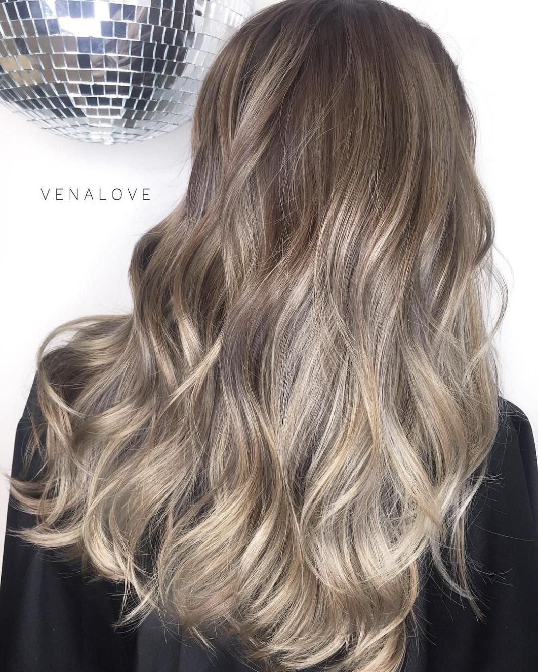 40 Blonde Hair Color Ideas With Balayage Highlights: 40 Ash Blonde Hair Looks You'll Swoon Over
