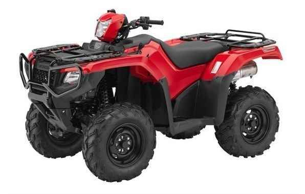 New 2016 Honda FourTrax Foreman Rubicon 4x4 Auto DCT ATVs For Sale in California. Engineered For Comfort And Confidence—All Day Long.