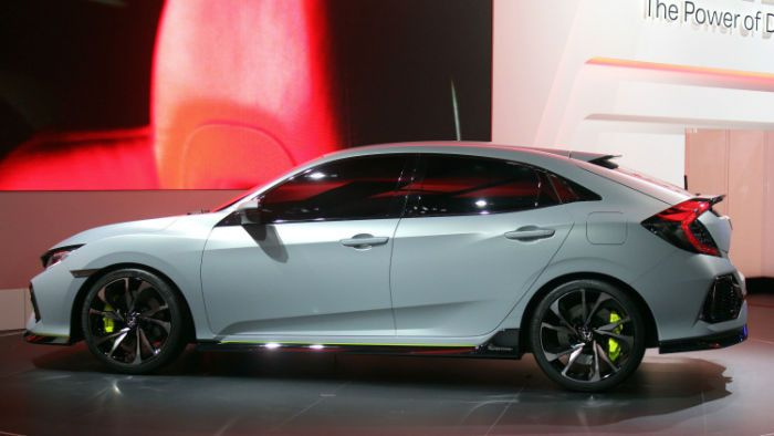 2017 Honda Civic Hatchback Http Www Gtopcars Makers