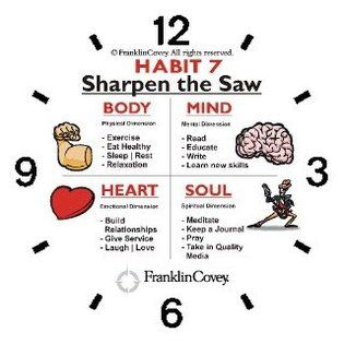 Sharpen the saw! | Habit #7 Sharpen the Saw | Pinterest | Search ...