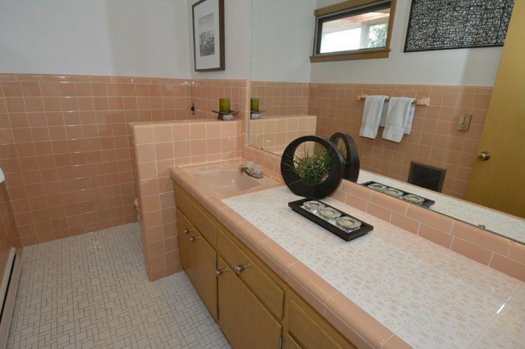 atomic half bathroom - Bing Images