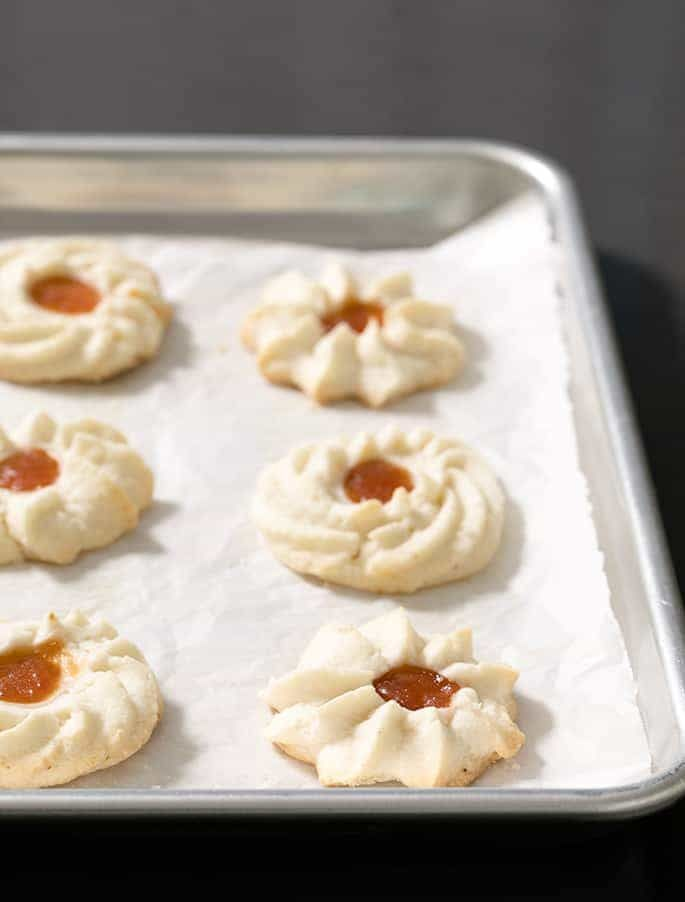 Best Shortbread Cookie Recipe: Whipped Shortbread Cookies