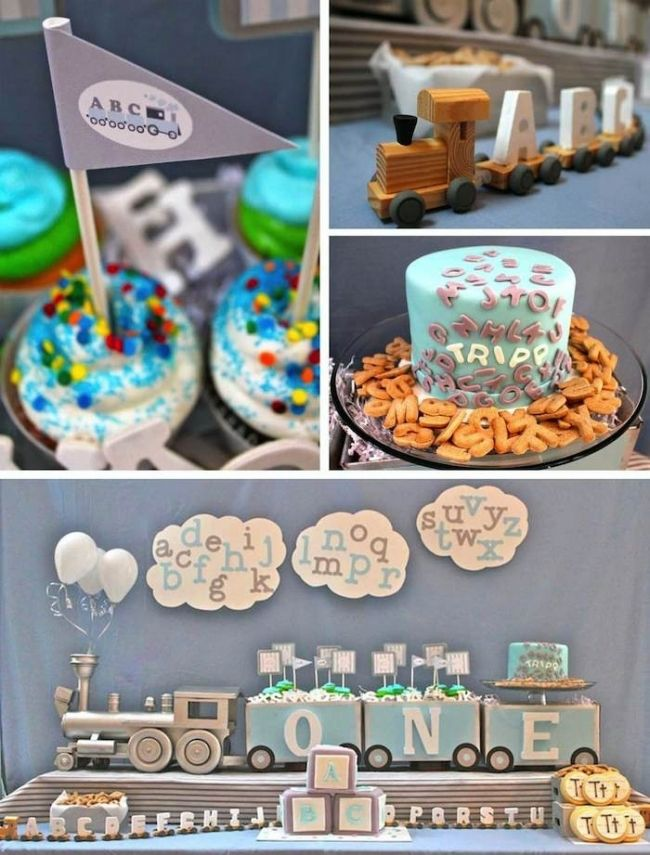 Boy Birthday Party Ideas