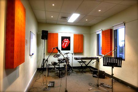 Big Music Studio Big Discounts Hire Rehearsal Or Recording Studio Interior Design Band