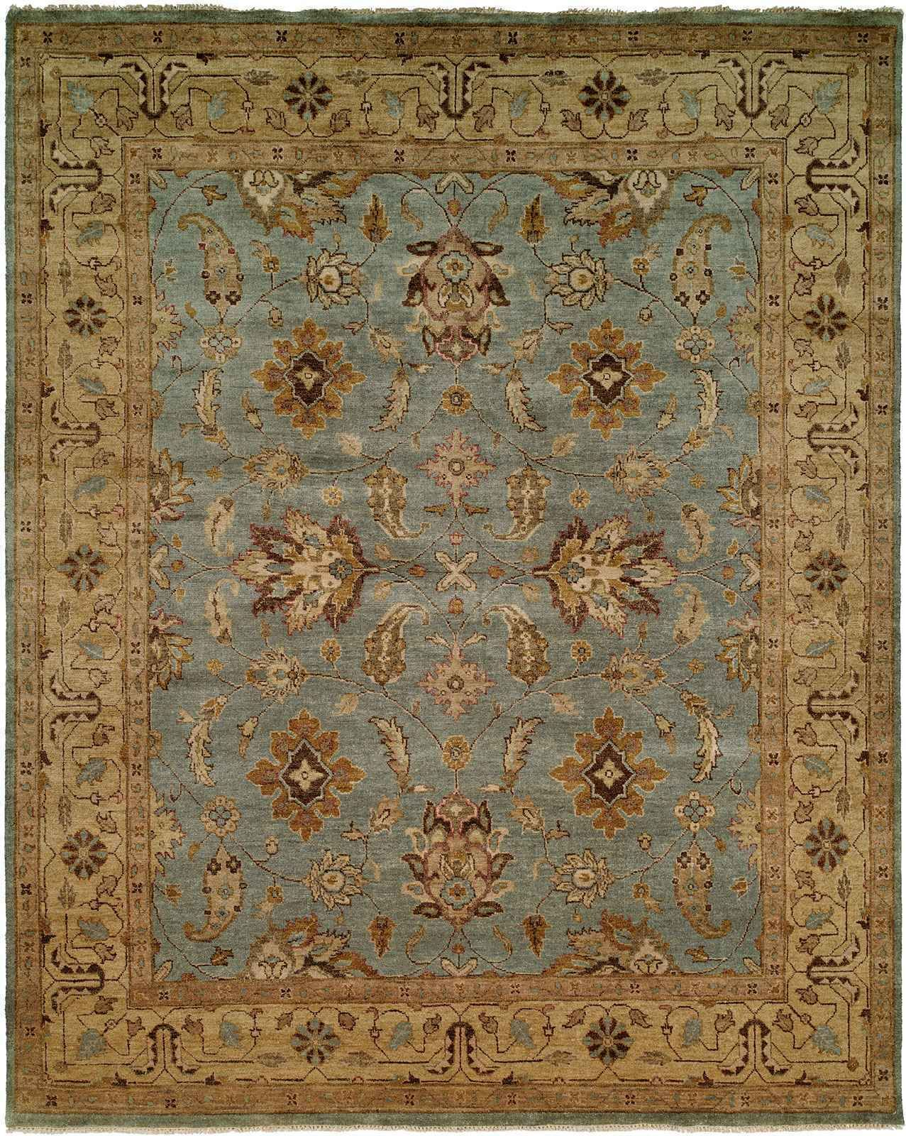 This Classic Rug Would Be A Great Option For All The