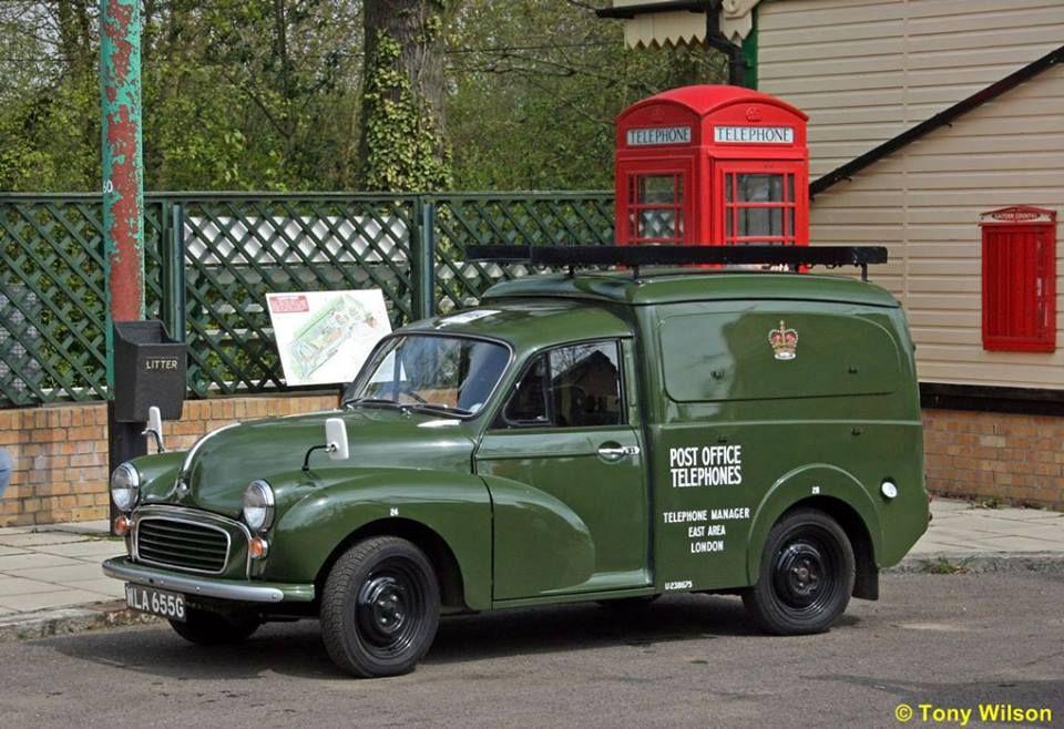 03cc564351 Post Office Telephones van