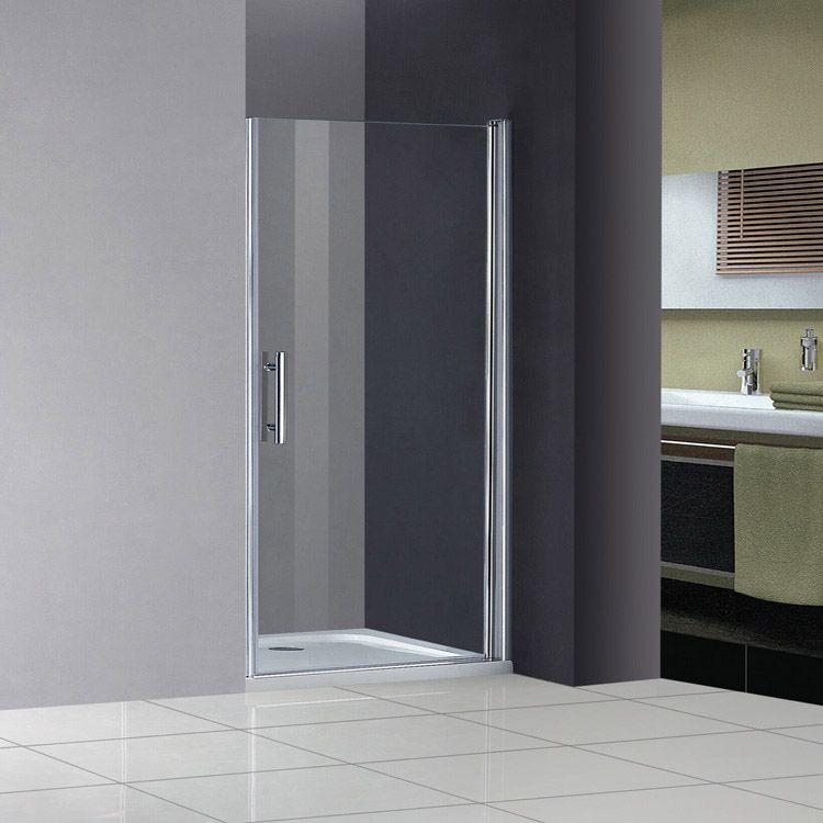 32 Frameless Single Pivot Door Home Decor Store Toronto And Gta York Taps Home Decor I Believe 99 00 Duschabtrennung Duschwand Dusche