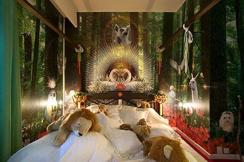 Forest Themed Hotel Rooms Inspiration Themed Hotel Rooms