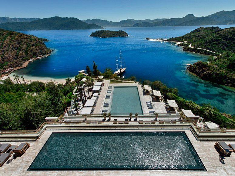 Best New Hotels In The World Hot List 2017 Condé Nast Traveler
