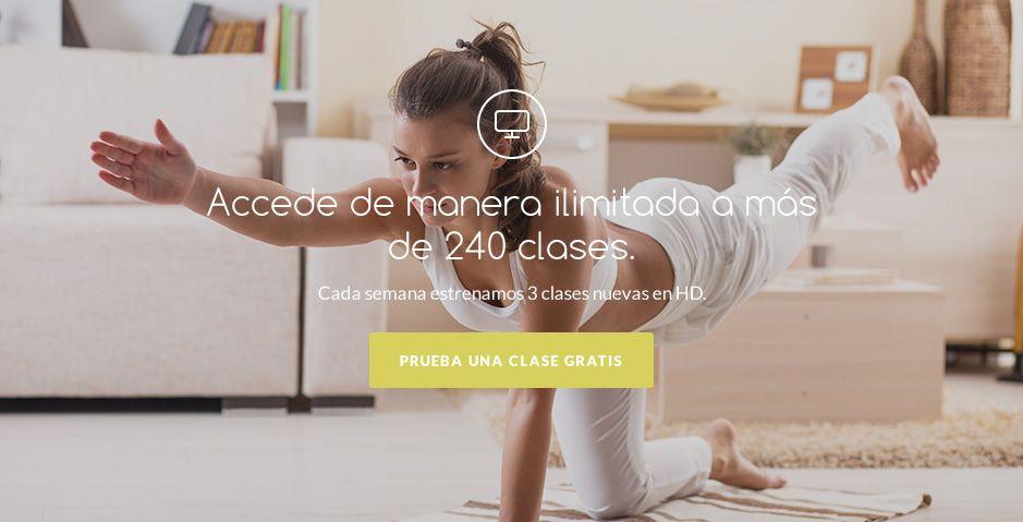 Clases De Yoga Y Pilates Online Clase De Yoga Videos Yoga Yoga