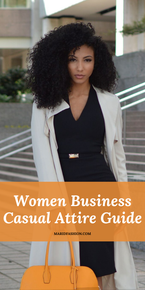 Women Business Casual Attire - Understand It Once For All
