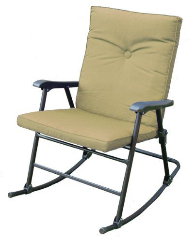 Prime Products 13 6606 La Jolla Arizona Tan Rocker Chair