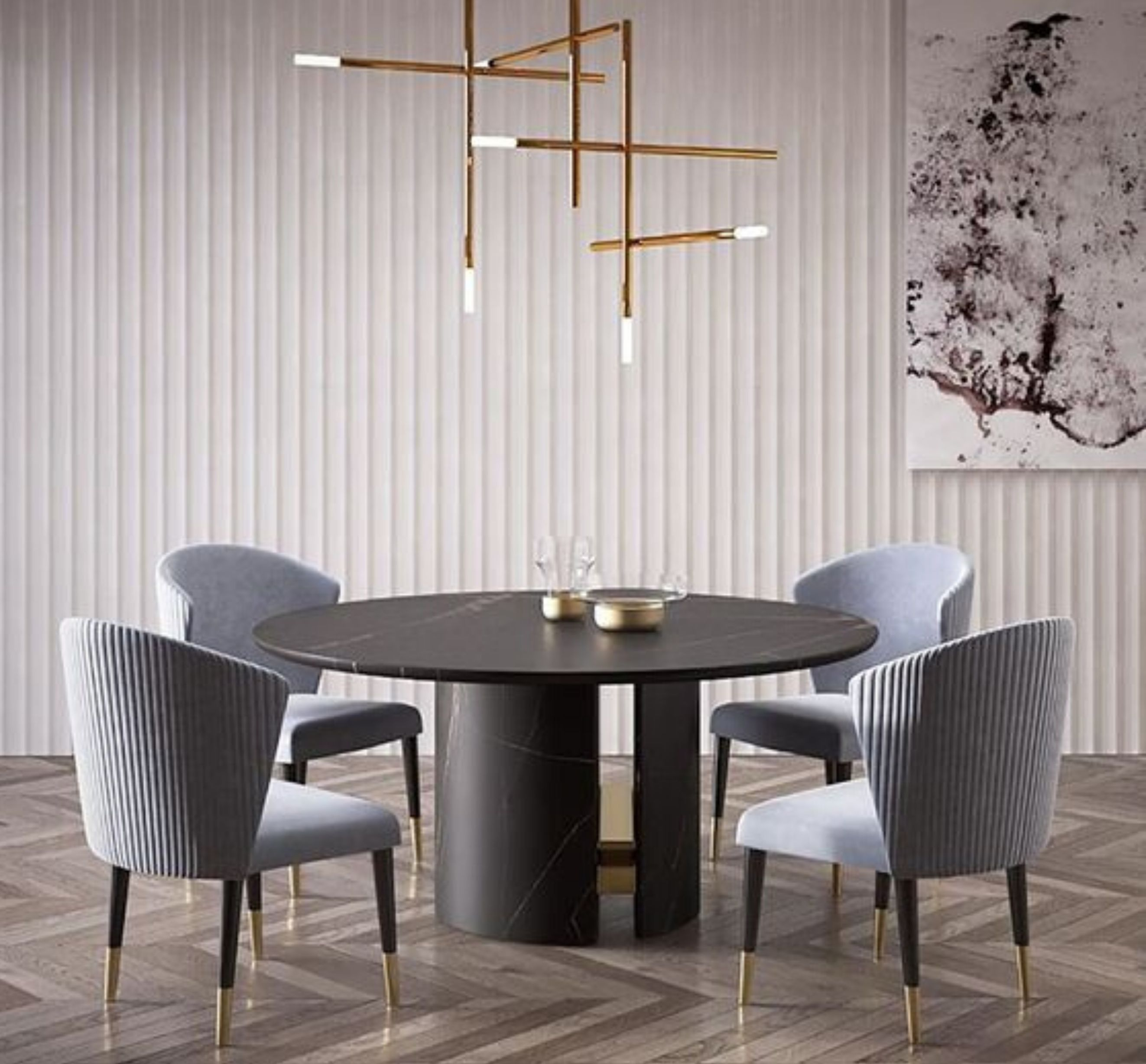 Dining Table That Will Add Glam And Luxury To Your Dining Area