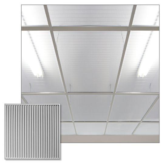 Polyline Clear Ceiling Tiles   Ceilume Ceiling Tiles Www.ceilume.com/