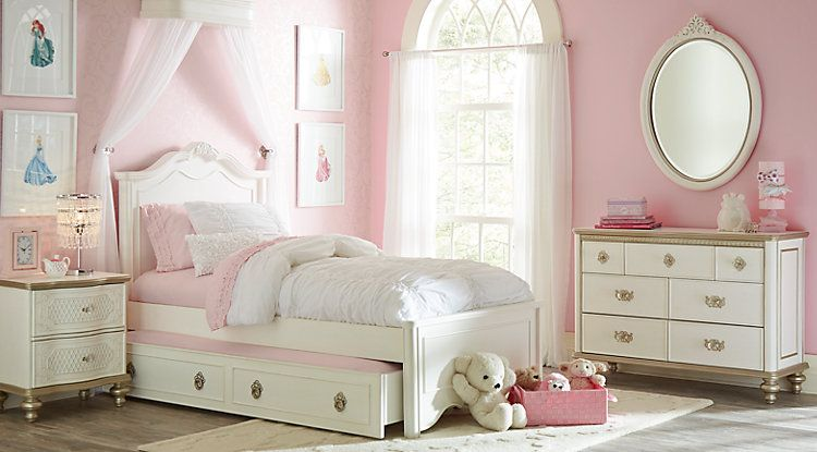 Picture of Fancy Bedroom Sets for Little Girls | Twin ...