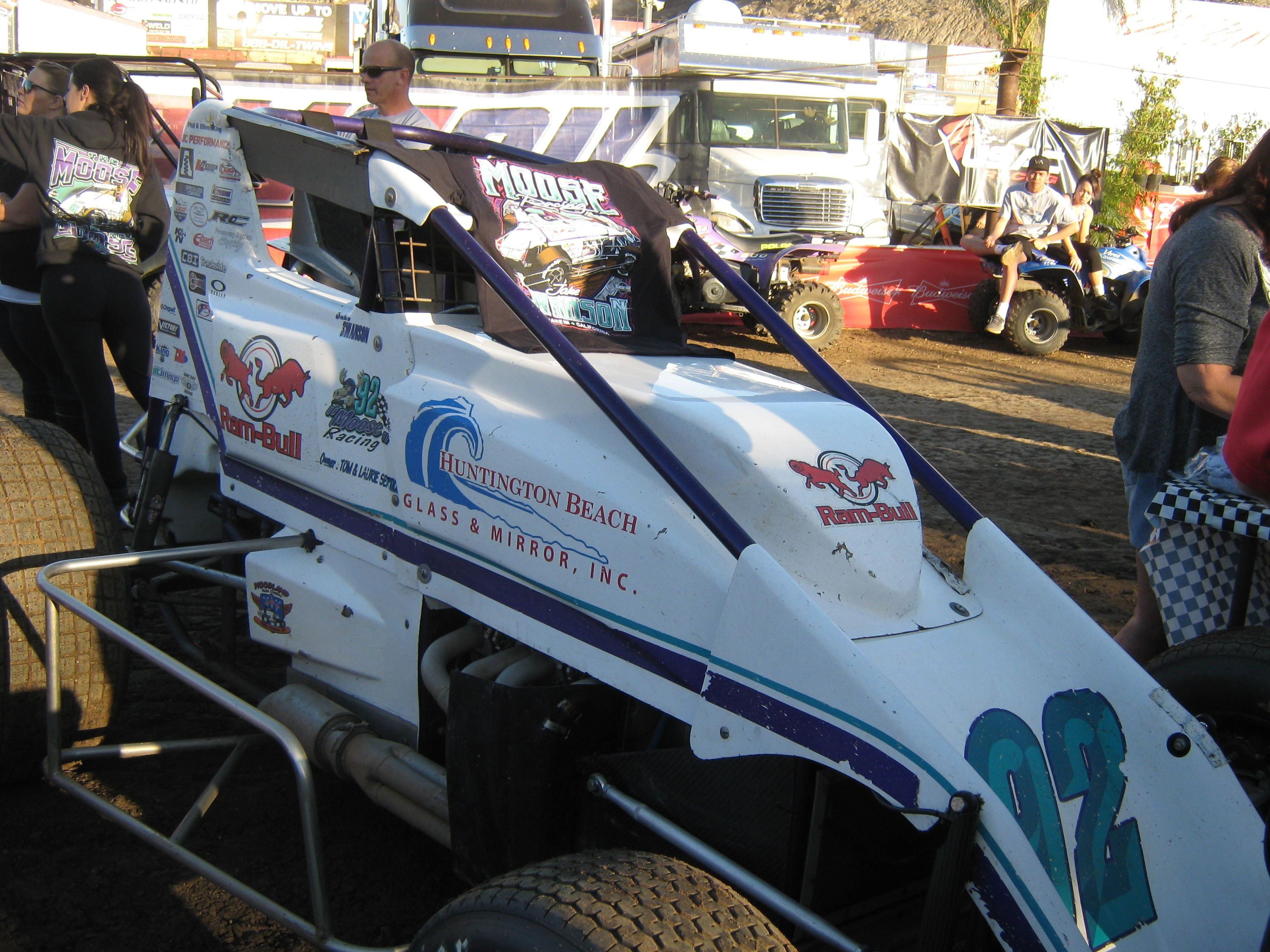 """Pit Walk""  Budweiser Oval Nationals  November 12 - 14, 2015   Perris Auto Speedway   http://perrisautospeedway.com  #budweiserovalnationals #ovalnationals  #usaccra  #sprintcars #sprintcarracing #sprintcarrace  #autospeedway #speedway #attractions #thingstodoinsoutherncalifornia #pasperris#perris #riverside #sanbernardino #corona #anaheim #pomona #fontana #redlands #morenovalley #hemet #menifee"