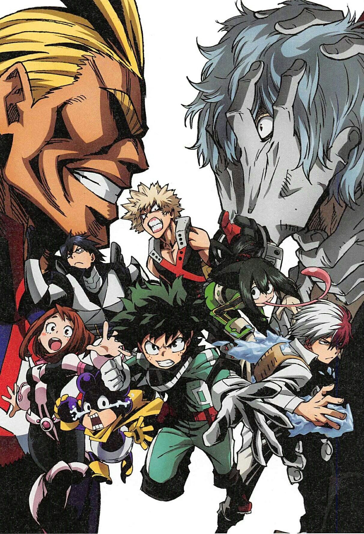 Pin en My Hero Academia