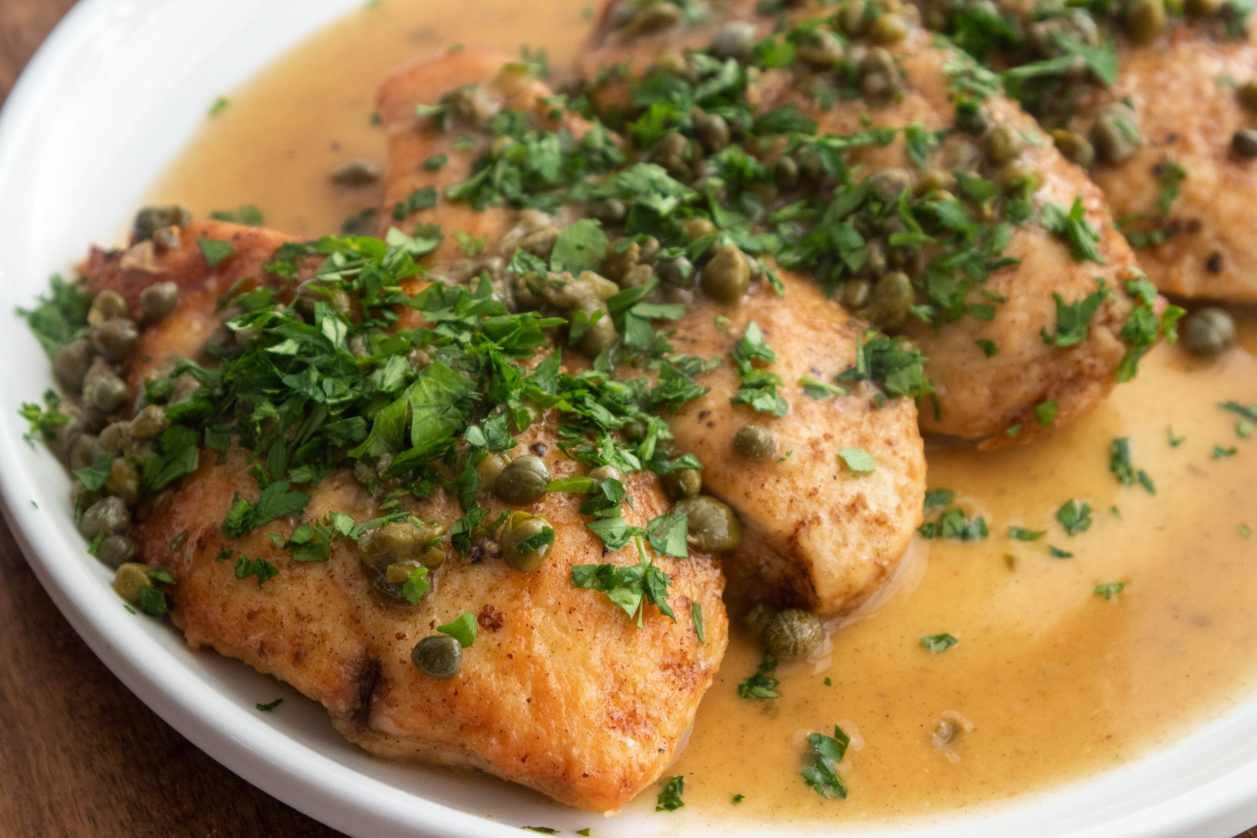 Photo of Giada's Essential Italian Dishes: Chicken Piccata – Giadzy