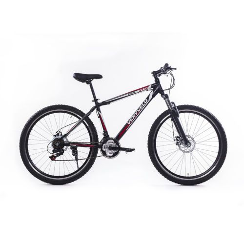 "27.5/"" Men/'s Mountain Bike Shimano Hybrid 21 Speed Brake Suspension Bicycle Sport"