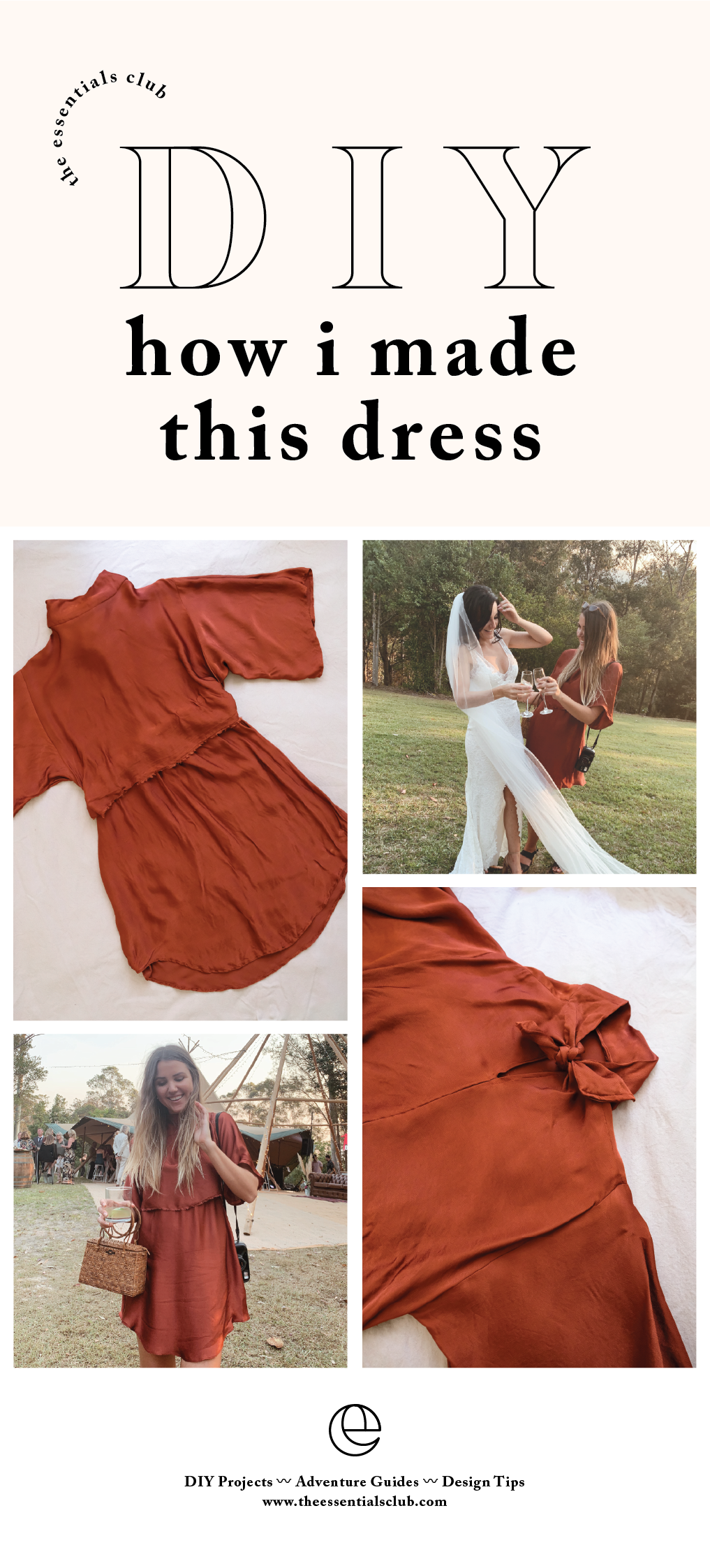 DIY: How I made this dress