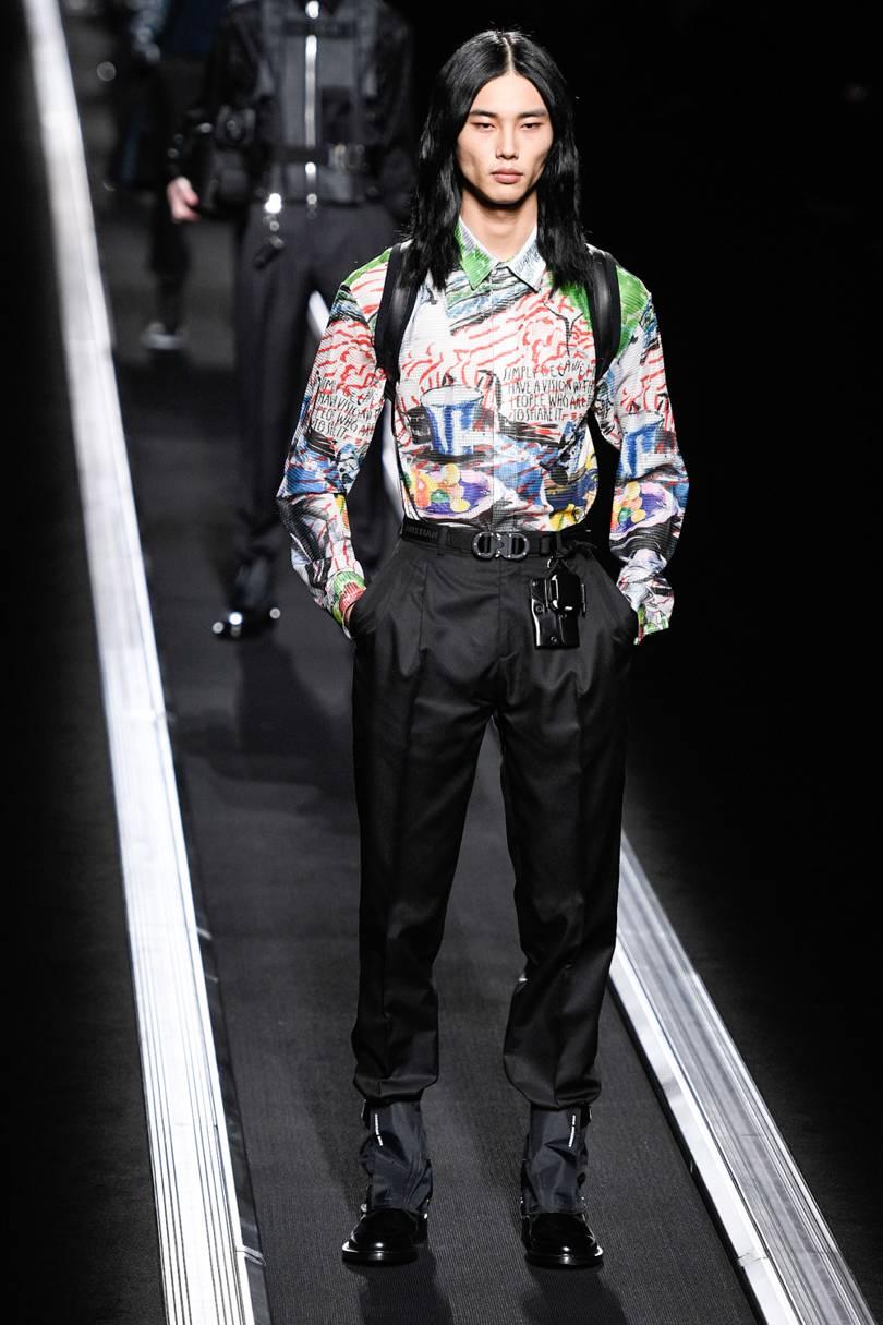 Dior Men's Autumn/Winter 2019 Menswear Mens winter