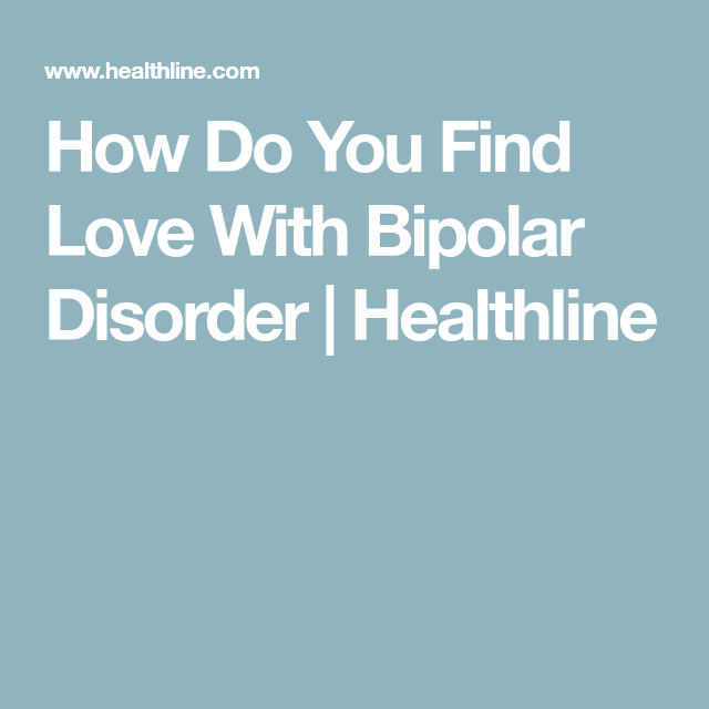 Dating someone with bipolar depression