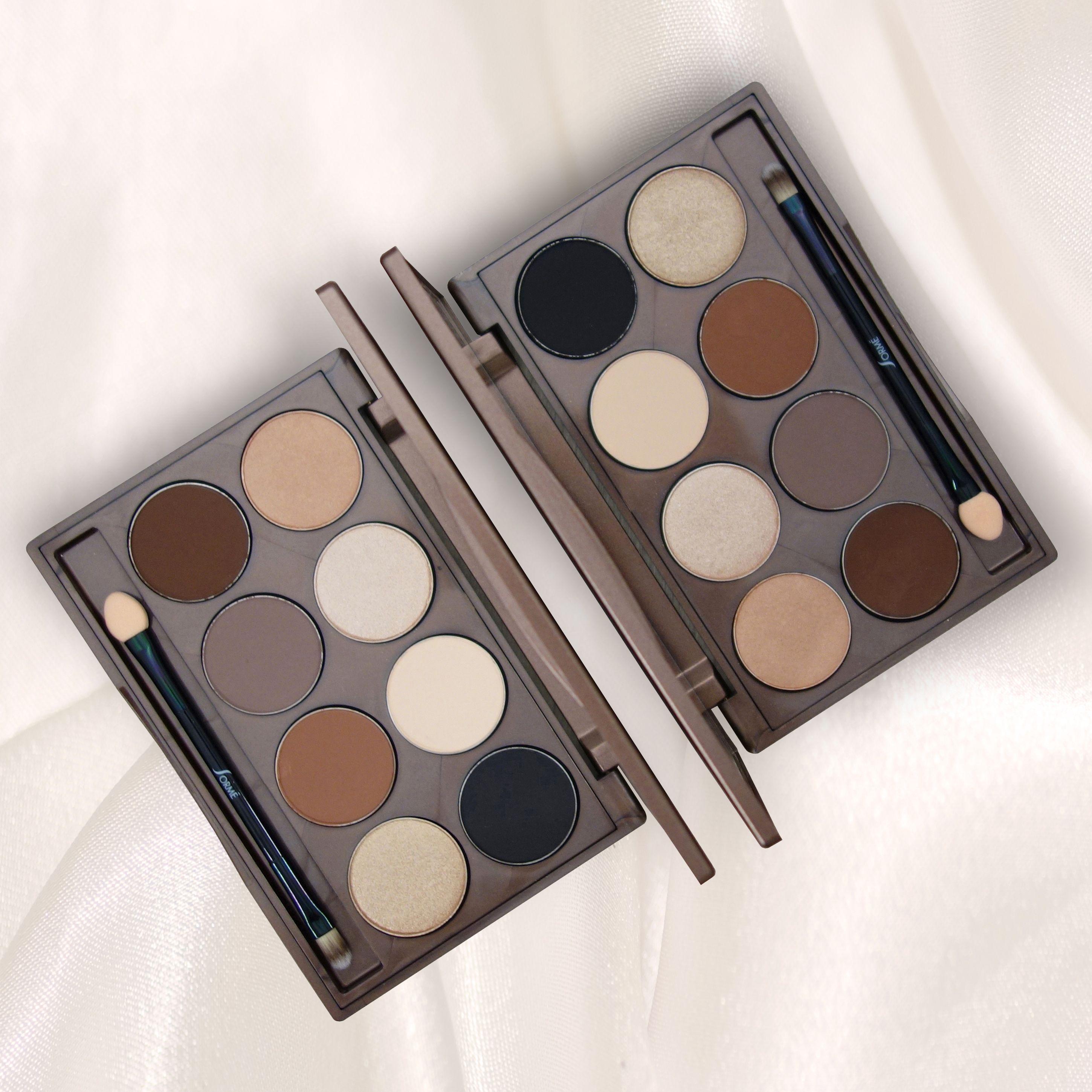 Warm Hues Eyeshadow Palette Eyeshadow, Professional