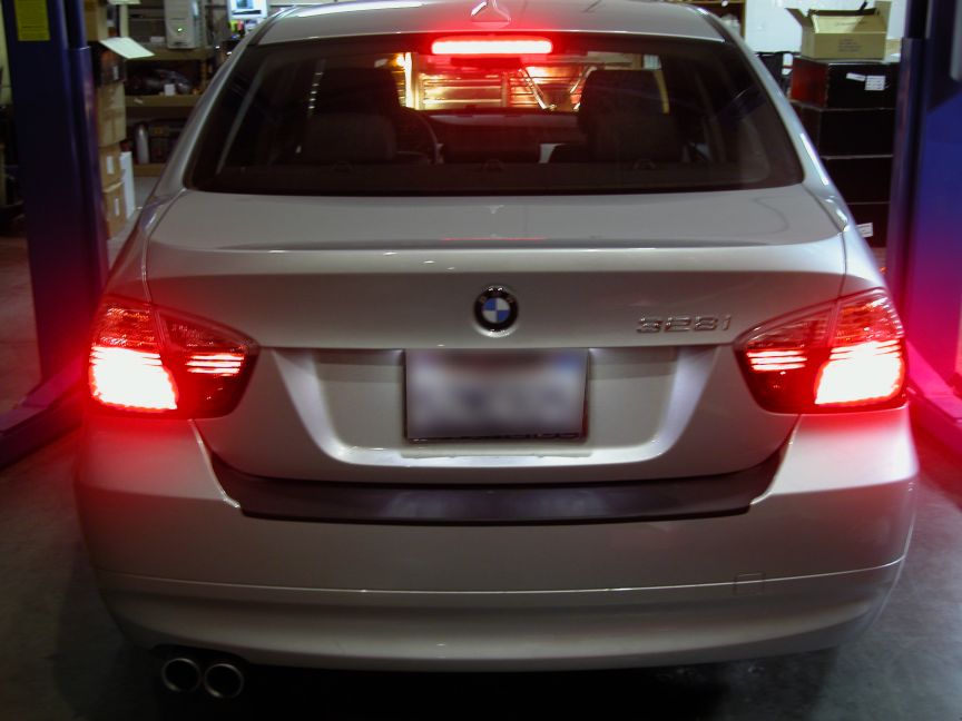 The ultimate lights bmw e90 led tail lights 325i 328i 330i 335i your car is supposed to have good tires and rims proper fender and grille and most importantly led tail lights to enable a proper finishing touch aloadofball Images