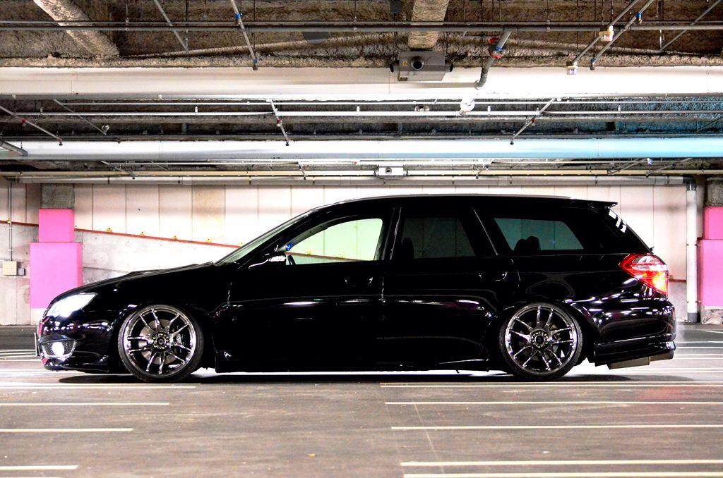 My Subaru Liberty Wagon Aspirations