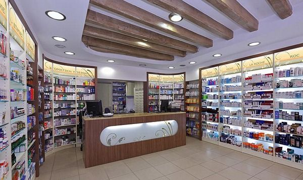 most modern pharmacy decorations interior design ideas