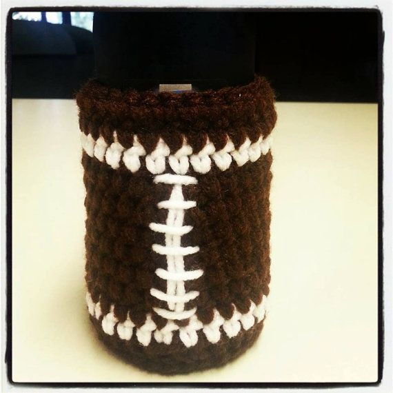 Football Themed Coozie