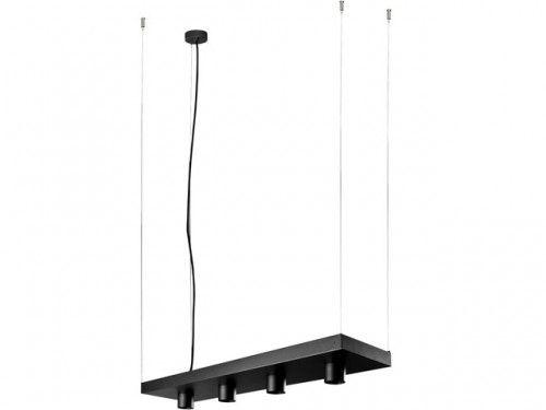 6d361935892 Lampa wisząca PLANT BLACK 9381 | Interior || Light | Interior lighting,  Interior
