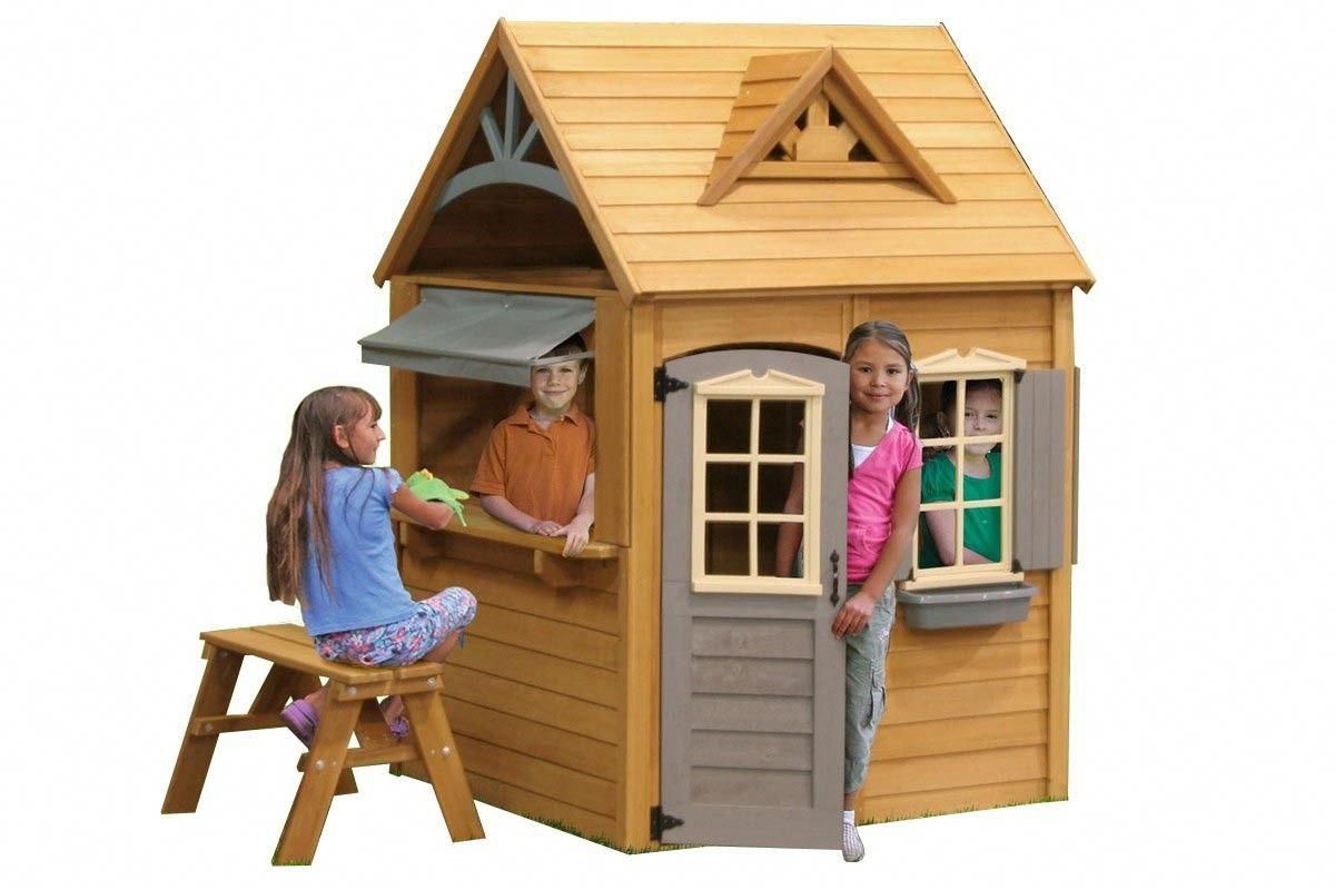 Loft bed with slide building plans  playhouse for kidswooden playhouse kids outdoor playhouse how to