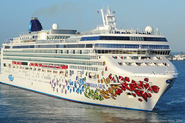 Norwegian GemMediterranean Cruise To Celebrate Our Th Wedding - Norwegian gem cruise ship