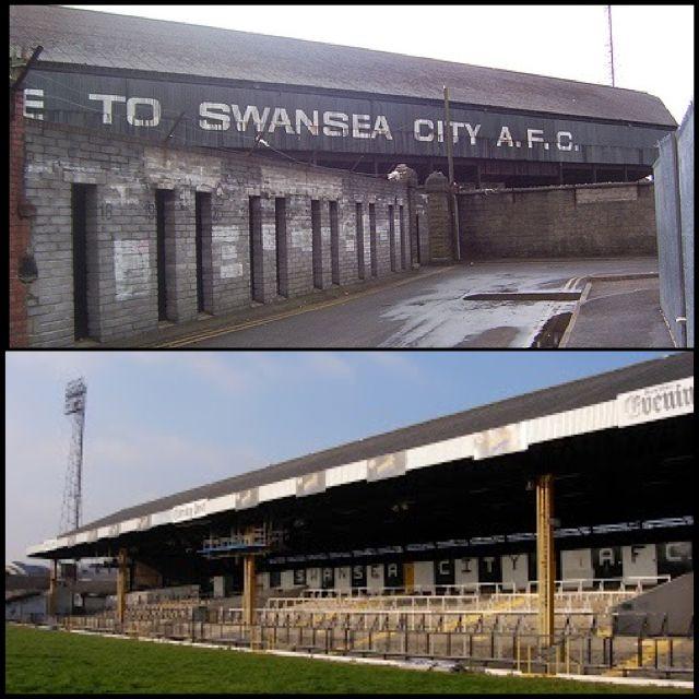 The Vetch Field Swansea City Swansea City Swansea Stadium Pics