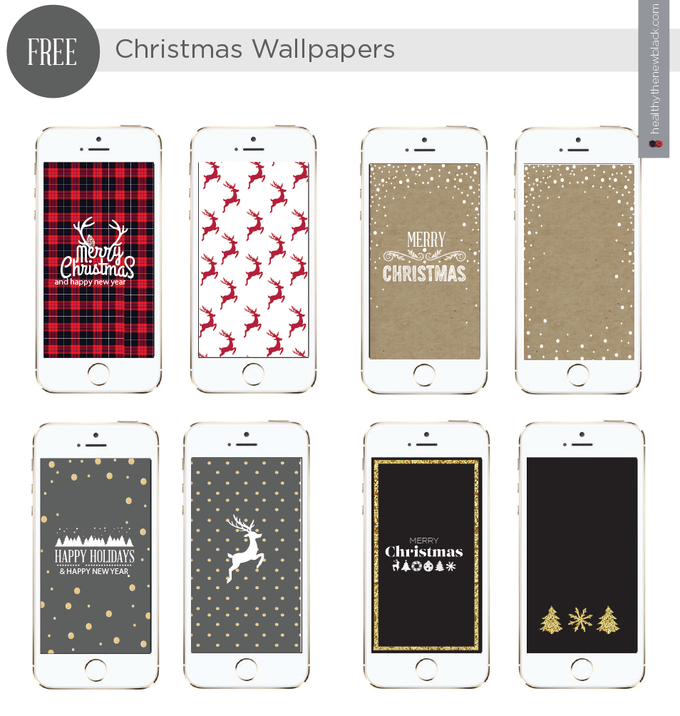 free Christmas wallpaper new year holiday iphone