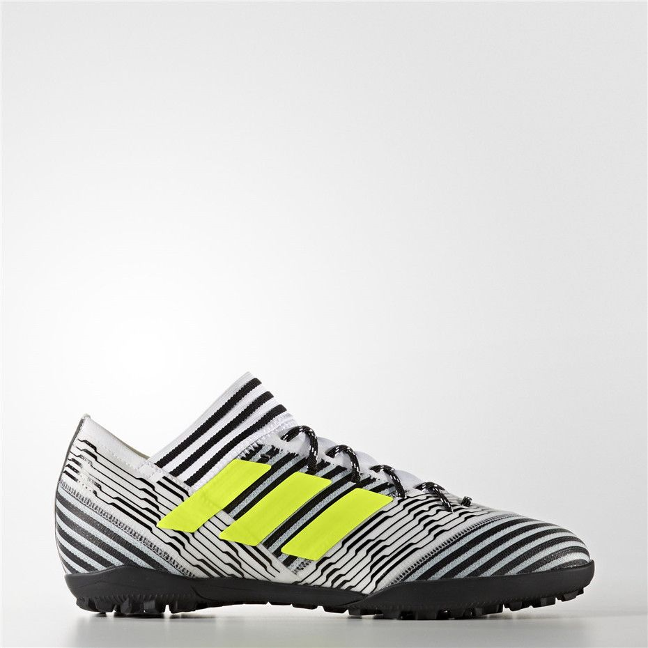 80c1c362eef23 Adidas Nemeziz Tango 17.3 Turf Shoes (Running White Ftw   Electricity    Core Black)