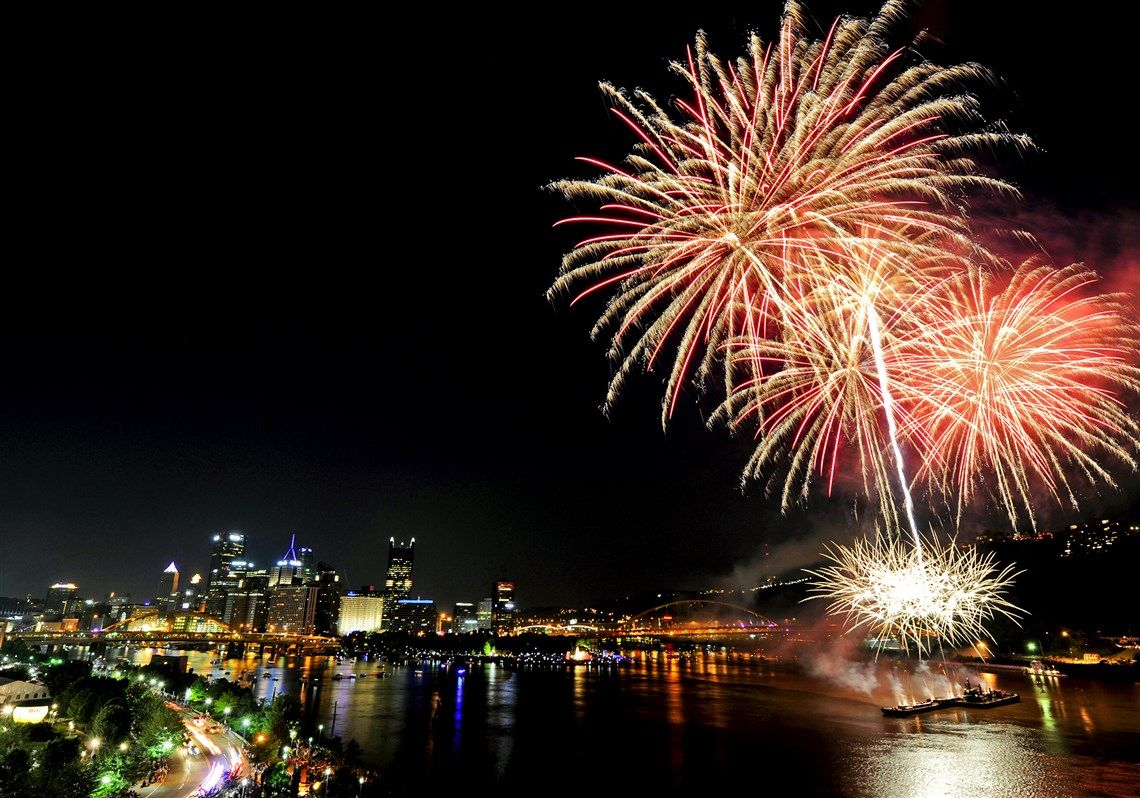 5 Great Independence Day Festivities In Pittsburgh July