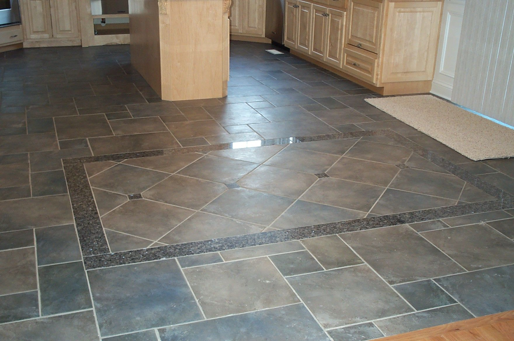 Kitchen Floor Tile Bamboo Floor Tiles And All Type Hardwood