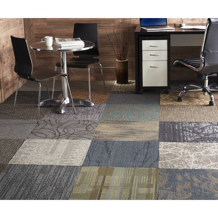 Carpet Tiles You Ll Love Wayfair Carpet Tiles Carpet Squares Carpet Tiles Cheap
