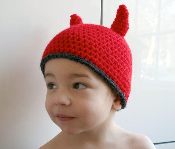 Crochet Hat Pattern Instant Download Crochet Baby Halloween