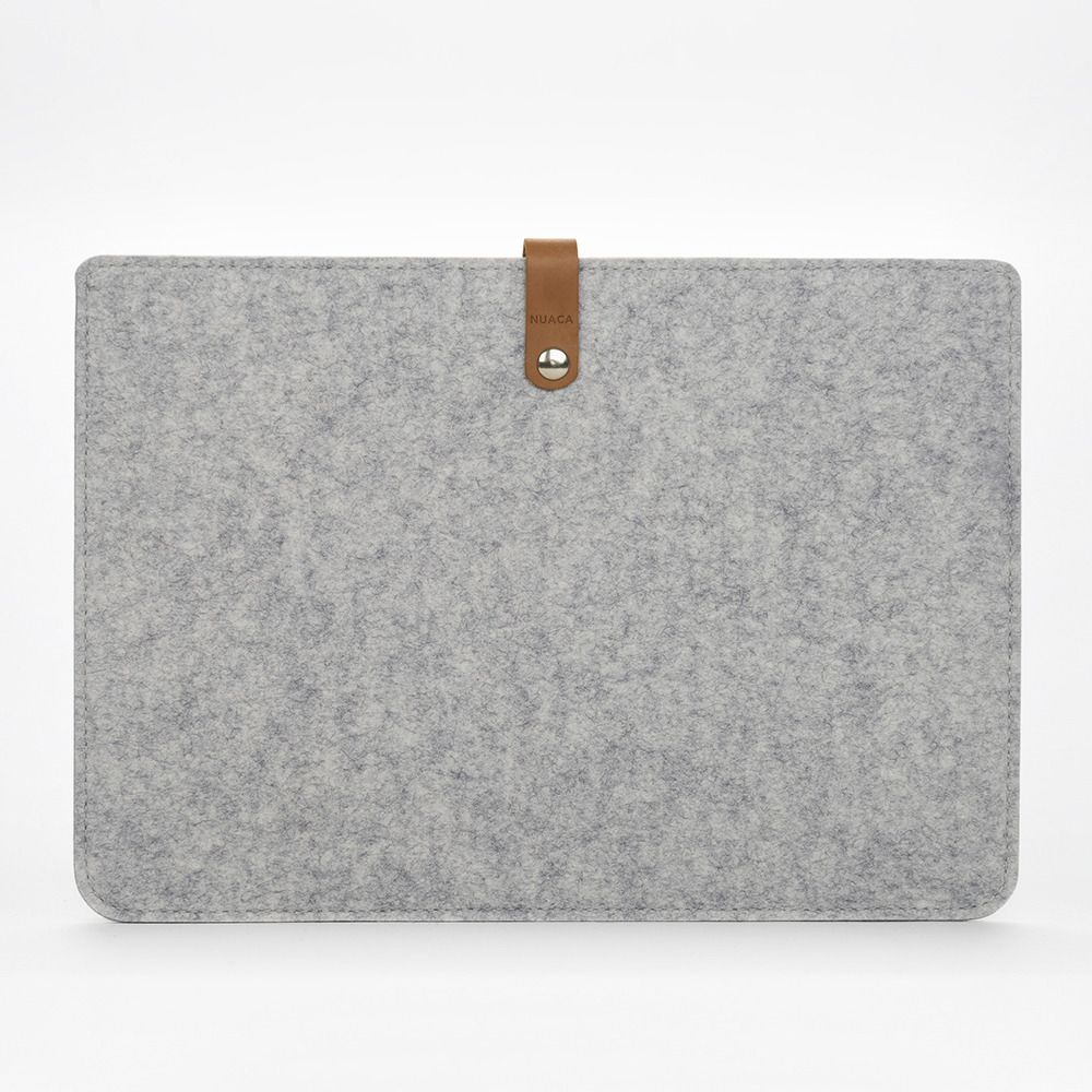 Housse macbook air 13 etui cuir feutre macbook housse for Housse macbook 13