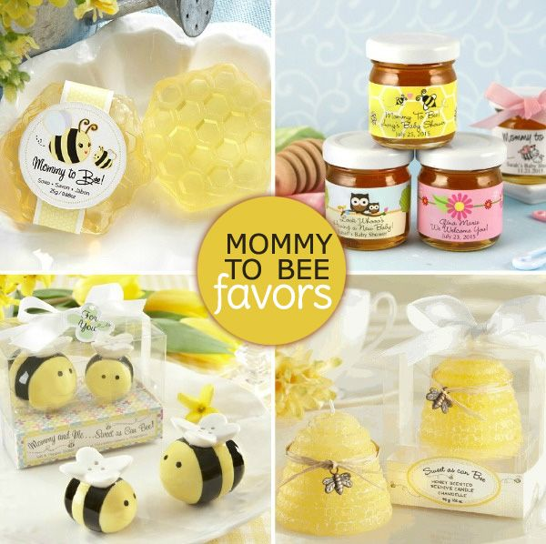 Favors Of The Week: Mommy To Bee And Owl Themes. Favors Baby ShowersBaby ...