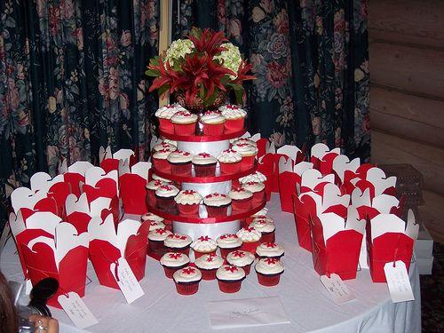 Wedding red velvet!!!