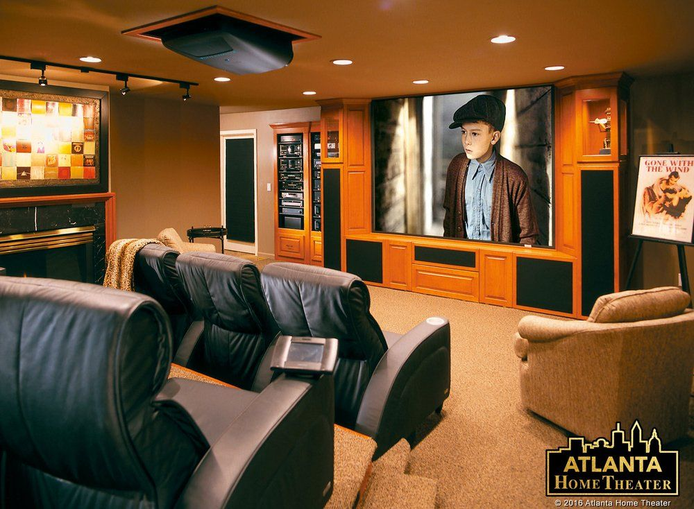Atlanta Home Theater Roswell Ga United States